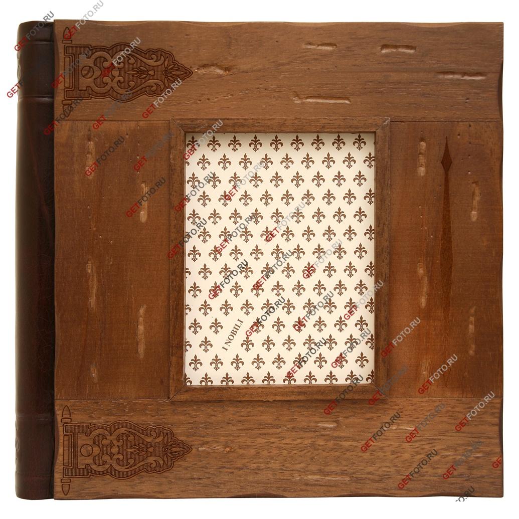 Кожаный альбом дляграфий